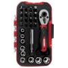 Набор инструментов ZiPOWER PM 5136 (27 предметов), купить за 630руб.