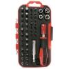 Набор инструментов ZiPOWER PM 5128 (биты и головки), купить за 620руб.