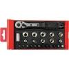 Набор инструментов ZiPOWER PM 4158 (24 предмета), купить за 680руб.