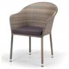 Кресло садовое Afina Y375G-W1289, палевый, купить за 7 870руб.