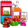 Конструктор LEGO Duplo 10571, Курочка и кролик, купить за 2 137руб.