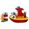 Конструктор LEGO Duplo 10591,Пожарный катер, купить за 805руб.