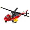 Конструктор LEGO City, Пожарная команда быстрого реагирования (60108), купить за 1 845руб.