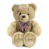 товар для детей Aurora Hasbro Games Мягкая игрушка Медведь с клетчатым бантом 56 см