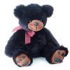 Игрушка мягкая Aurora Медведь 70 см, чёрный, купить за 2 295руб.