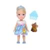 товар для детей Кукла Принцессы Disney Малышка с питомцем, Золушка