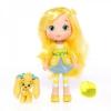 Кукла The Bridge Шарлотта Земляничка Кукла Лимона с питомцем, 15 см, купить за 1 085руб.