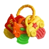 Товар для детей Lubby Игрушка- погремушка Ключики-машинки, купить за 139руб.