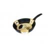 Сковорода Нева-Металл 26ПР литая, черная, купить за 2 135руб.