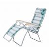 Кресло садовое Camping World Capri BF-005, бело-зелёное, купить за 7 490руб.