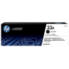 Картридж для принтера HP 33A CF233A, черный, купить за 1895руб.