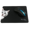 Dialog PM-H15 cat, черный, купить за 280руб.