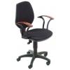 Кресло офисное Бюрократ CH-725AXSN/JP-15-2, черный, купить за 4 890руб.