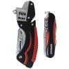 Набор инструментов Zipower, Мультигаечный ключ и мультинож (2 шт), купить за 1 195руб.