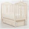 Детская кроватка Гандылян Мишель (маятник), слоновая кость, купить за 22 575руб.