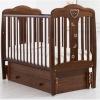 Детская кроватка Гандылян Мишель (маятник), орех, купить за 22 575руб.