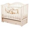 Детская кроватка Красная Звезда Леонардо С770, слоновая кость, купить за 24 320руб.