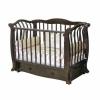 Детская кроватка Красная Звезда Аэлита С888, шоколад, купить за 27 400руб.