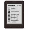 Электронная книга Digma r61M, черная, купить за 5 465руб.