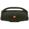 Портативная акустика JBL Boombox зеленая, купить за 25 665руб.