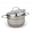 Кастрюля Kelli KL-4262-18 (из нержавеющей стали), купить за 1 245руб.