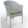 Кресло садовое Afina WS2907W белое, купить за 10 835руб.