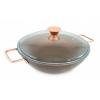 Сковорода Нева Металл Посуда Wc-73430 Saffran 30 см (с крышкой), купить за 3 575руб.