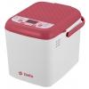 Хлебопечка Delta DL-8007B, красно-белая, купить за 3 230руб.
