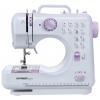 Швейная машина First FA-5700-2, сиреневая, купить за 3 135руб.