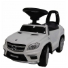 Каталка RiverToys Mercedes-Benz GL63 A888AA, белая, купить за 4 200руб.