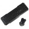 Комплект Crown Micro CMMK-953W черный, купить за 1 085руб.