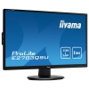Iiyama E2783QSU-B1, черный, купить за 17 585руб.