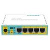 Роутер wifi MikroTik hEX PoE lite RB750UPr2, купить за 3 830руб.