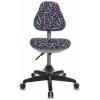 Компьютерное кресло Бюрократ KD-2/G/PENCIL-BL, синее (карандаши), купить за 10 290руб.