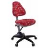 Компьютерное кресло Бюрократ KD-2/R/ANCHOR-RD, красное (якоря), купить за 10 345руб.