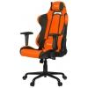 Игровое компьютерное кресло Arozzi Torretta, оранжевое, купить за 20 000руб.