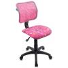 Компьютерное кресло Бюрократ ch-295/pk/flipflop, розовое, купить за 2 530руб.