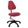 Компьютерное кресло Бюрократ KD-8 Anchor-RD якоря, красное, купить за 6 050руб.
