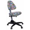 Компьютерное кресло Бюрократ KD-2/G/MARK-LB, голубое (марки), купить за 10 345руб.