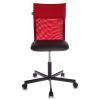Компьютерное кресло Бюрократ CH-1399, красно-черное, купить за 2 990руб.