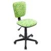 Компьютерное кресло Бюрократ CH-204NX/CACTUS, зеленое, купить за 2 630руб.