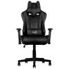 Игровое компьютерное кресло Aerocool AC220 AIR-B с перфорацией , черный, купить за 13 490руб.