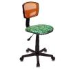 Компьютерное кресло Бюрократ CH-299/OR/PENCIL-GN зеленый карандаши, купить за 2 390руб.