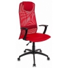 Компьютерное кресло Бюрократ KB-8/R/TW-97N, красное, купить за 5 140руб.