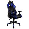 Игровое компьютерное кресло Aerocool AC220 AIR-BB, черно-синее, купить за 13 490руб.