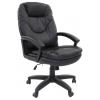Компьютерное кресло Chairman 668 LT, черное, купить за 5 845руб.