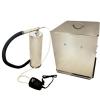 Коптильня ДымДымыч 02 М (дымогенератор, емкость 32л), купить за 3 430руб.