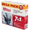 Filtero (7в1) 90 шт, таблетки для мытья посуды, купить за 1 100руб.