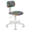 Компьютерное кресло Бюрократ CH-W201NX/Grland, зеленый луг, купить за 3 000руб.