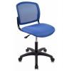 Компьютерное кресло Бюрократ CH-1296NX, синее, купить за 2 570руб.